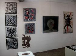 Installation Djihem Catherine Ursin
