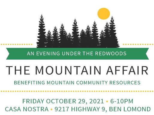 The Community Affair Sponsorship Invitation