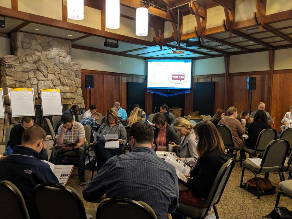 Leadership Santa Cruz County 2 Day Retreat