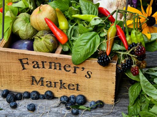 Felton Farmers' Market Every Tuesday 1-5:30pm