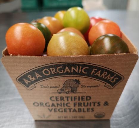 HF organic Rainbow Cherry RC Container c