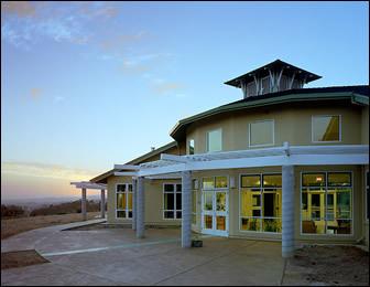 Cabrillo College Horticulture and Agriculture Center in Aptos California