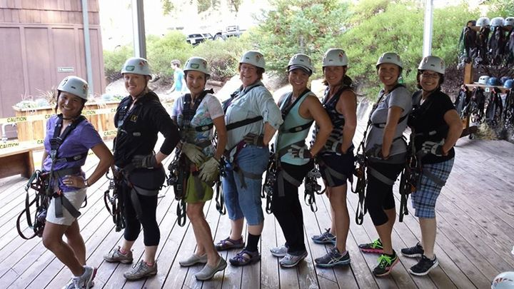 Class 30 Ropes Course