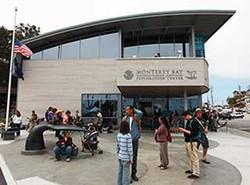 Monterey Bay Marine Sanctuary