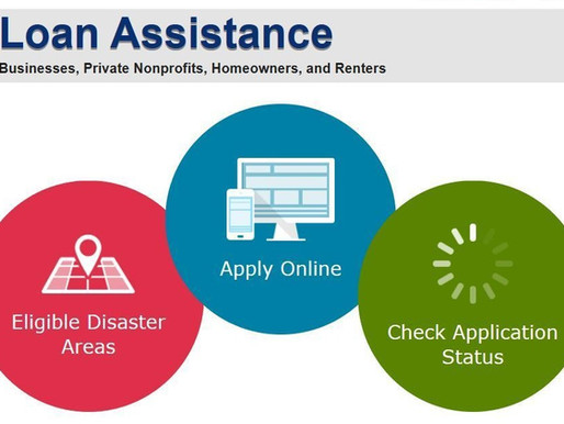 SBA Wildfire Disaster Loans