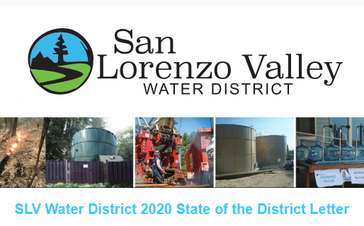 SLV Water District 2020 State of the District Letter