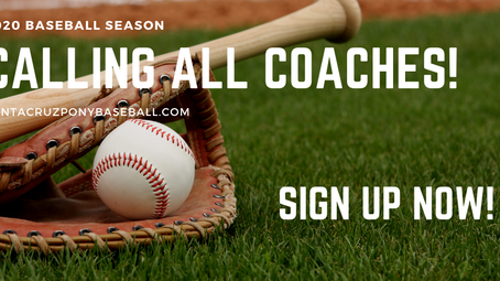 Calling All Managers & Coaches!