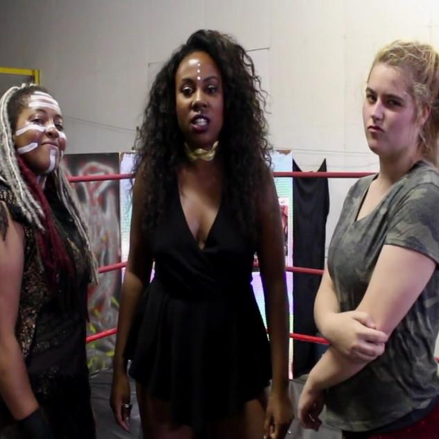 Nina Monet, Ayla Fox, Nikki Heat