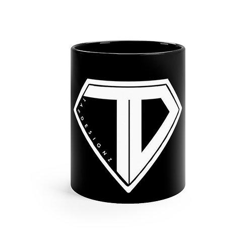 Black TD Mug 11oz