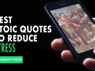 Emperors, billionaires, philosophers and rappers stoic quotes to relax your mind.