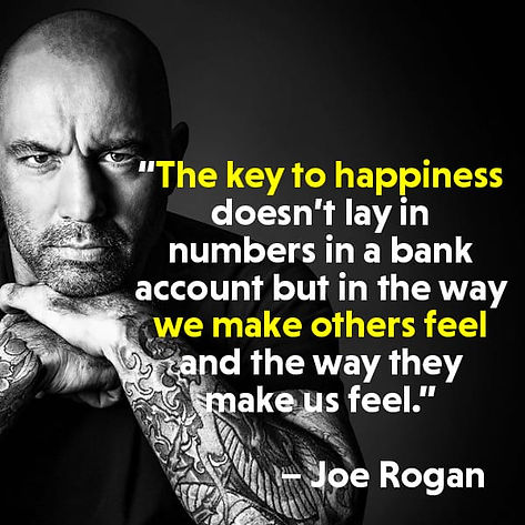 Top 30 JOE ROGAN Quotes for Success for 2019