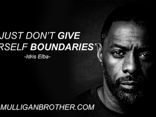 Surprisingly Idris Elba's most important thing in the world is......