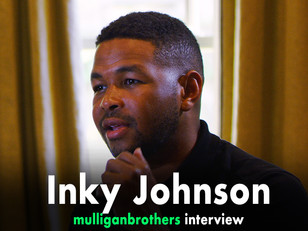 Inky Johnson - Never Give In!