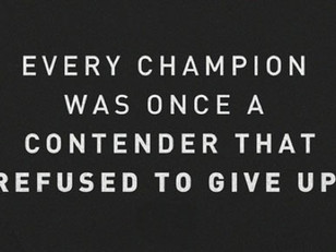 BE A CHAMPION - MOTIVATIONAL VIDEO