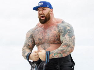 5 Quotes Hafþór júlíus björnsson [THE MOUNTAIN] From the Game of Thrones to the Worlds Strongest man