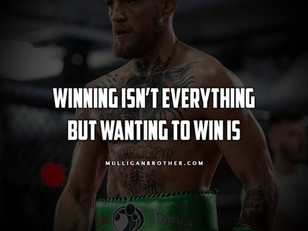CONOR MCGREGOR - MOTIVATIONAL SPEECH [MUST WATCH]