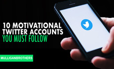 Top 10 Twitter Accounts to follow for Motivation