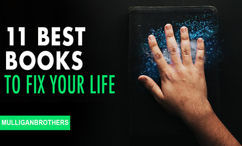11 Best Motivational Books for getting your life in ORDER!