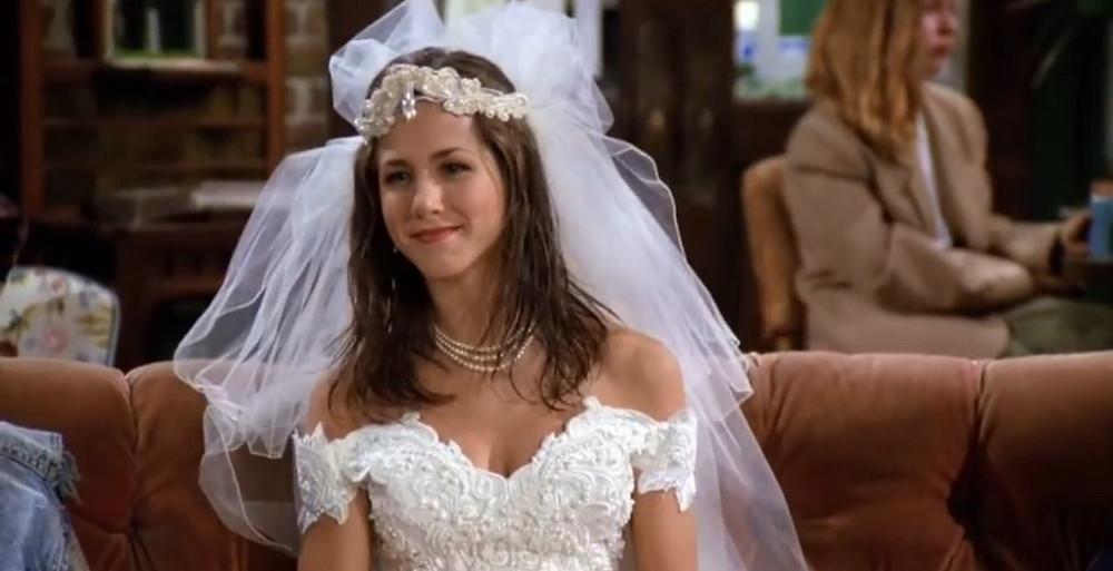 Jennifer Aniston first Friends Episode
