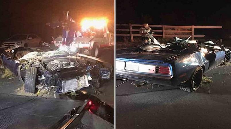 Kevin Hart Car Crash