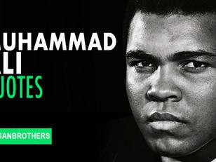 Muhammad Ali Top 25 Motivational Quotes