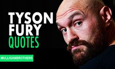 The 11 Best Inspiring Tyson Fury Quotes