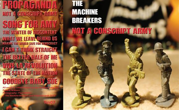 Not a Conscript Army (2015)