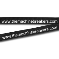 The Machine Breakers lanyard