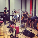 Super rehearsal today with some super mu