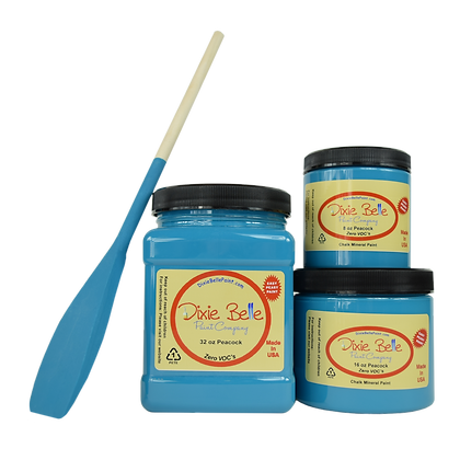 Peacock Chalk Mineral Paint