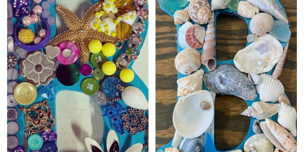 Private Junk Jewelry & Sea Shells  Class