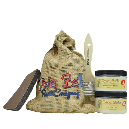 Dixie Belle Drop Cloth Gift Bag