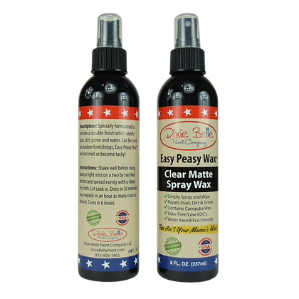 Dixie Belle Easy Peasy Spray Wax 8oz