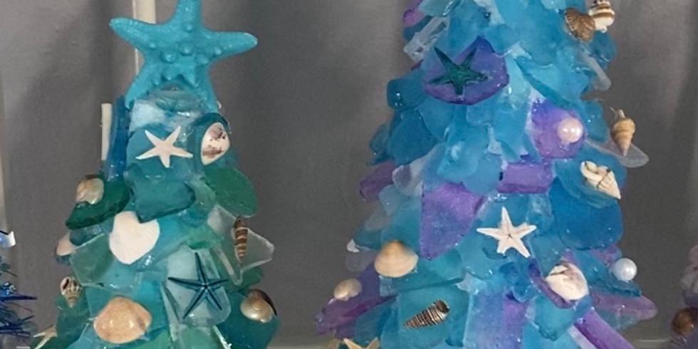 Sea Glass Trees