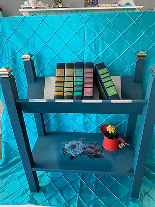 Book Shelf Table