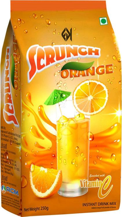 Scrunch Orange  [250ml]