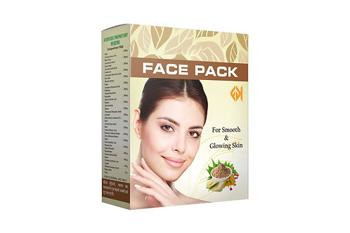 Face Pack(100g)
