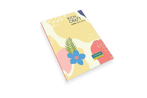 Rich Craft Jumbo Note Book Single Line