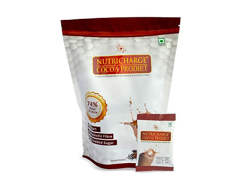 Nutricharge Cocoa Prodiet Doy Pack