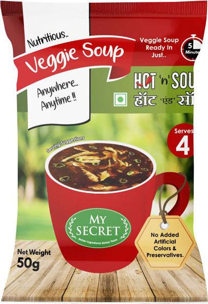 Veggie Tomato Soup  [75gm]