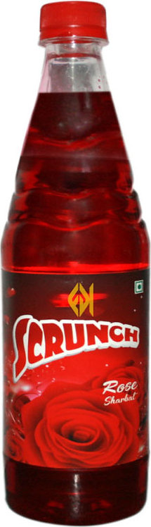 Scrunch Rose Sharbat(750ml)