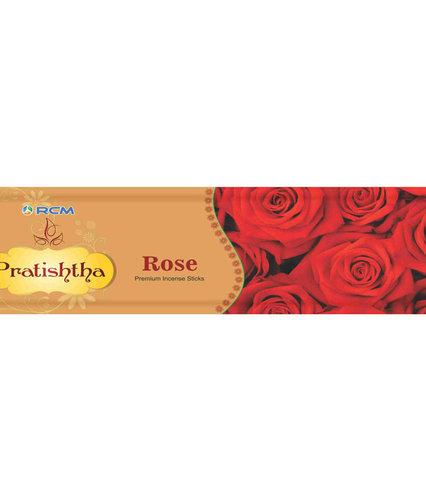 Pratishtha Rose Agarbatti
