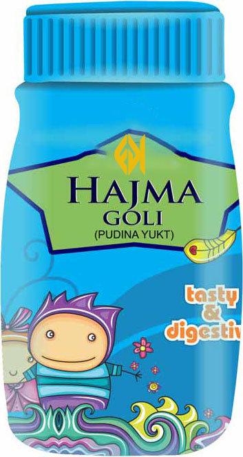HAJMA GOLI [100gm]