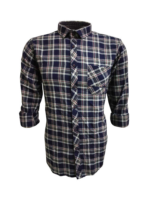 NC JAC J 715 2019-D NO 3 MENS CASUAL SHIRT