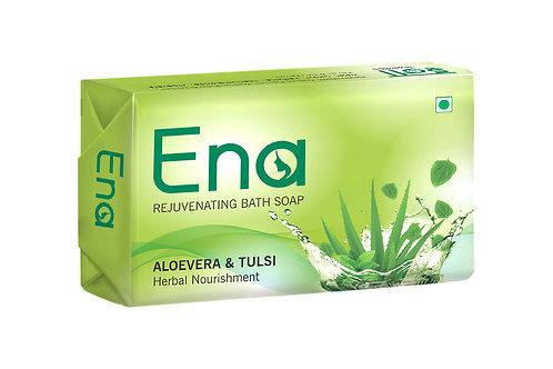 Ena Aloevera Tulsi Soap(100g)