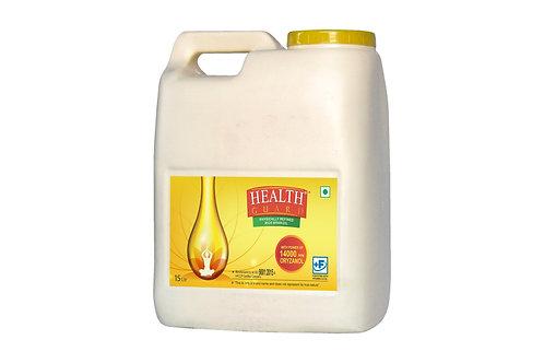 Health Guard Rice Bran Oil [15ltr]