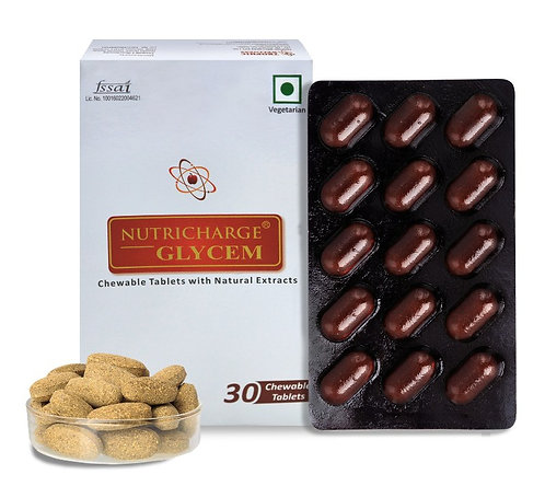 Nutricharge Glycem Tablet