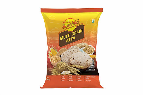 Swechha Multi Grain Atta 2 Kg