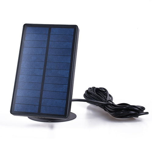 Hunting Camera Solar Panel Charger Battery External Power for SUNTEK Trail