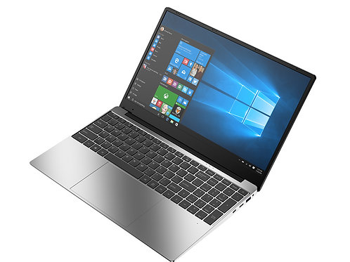 Laptop Computer J3455 15.6 Inch Computer 1920x1080 IPS Screen 2.3GHz for Home